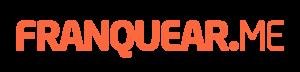 Texto_laranja_Logo_franquear_me